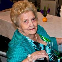 Mrs Florene Augusta  Long