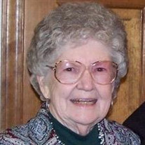 Edith Lucille Johnston