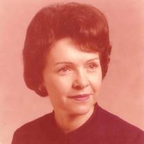 Frances Ann Miller Cole