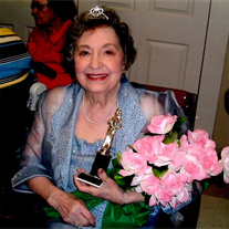Edna Marie Staley Gregory