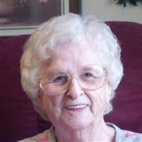 Belva Mae Cantrell