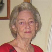 Patricia Ann Harrell of Woodville, TN