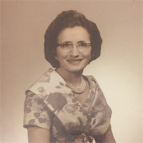 Mrs. Ana Z. Escobar