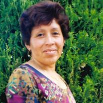 Mrs. Martha Garcia Cruz