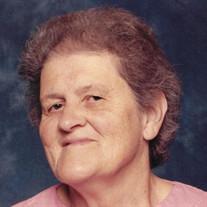 Dorothy Ella Metcalf