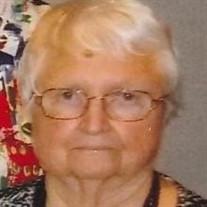 Beverly Mary Ann Bunch