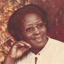 Mrs. Susie Mae Ralph