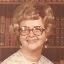 Doris Jackson Vaughn