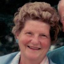 Virginia (Jean) Ann Ervin