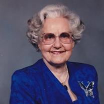 Mildred Berryman Cody Morris