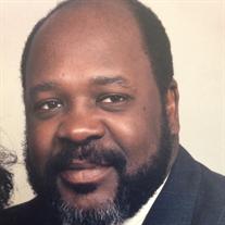 Pastor James Paris Williams Jr.