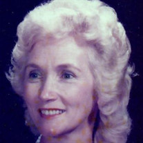 Mrs. Myra June Weldon