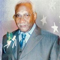 Pastor Luther Charles Barker