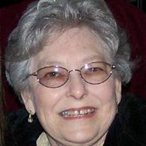 """Martha Jeanette """"Jane"""" Darden Watkins"""