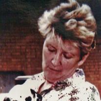 Doris Dickerson Butler