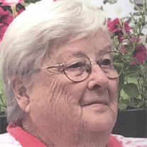 Muriel Elisabeth Bourdeau