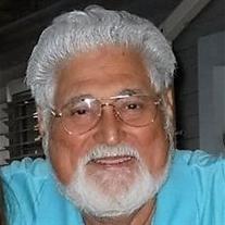 Capt. Alfonso T. Carmona USAF (Ret)