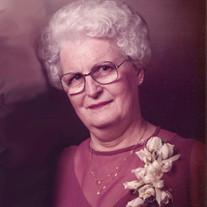 Anna Mae Richison