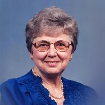 Marjorie E. Chadwick
