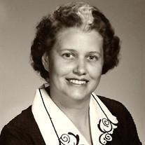 Mrs. Rachel Rogers Jennings