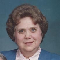 Joyce Mae Hamer