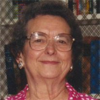 Mrs. Mary Elizabeth Menees
