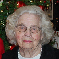 Mrs. Bonnie Lackey Adams