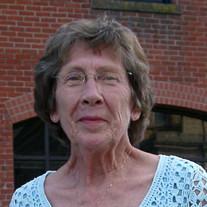 Nancy  Gleason Benton