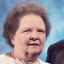 Mrs. Florence R. Springer
