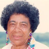 Ms. Daisy Mae Bryson