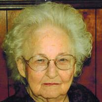 Bertha Lexie Phrampus