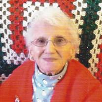 Mrs. Grace M. Zaccaria