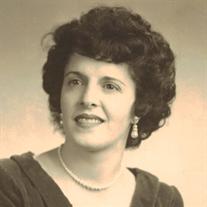 Mrs. Rose M. (Schavone) Nuccio