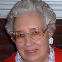 Eunice Belle Goodin