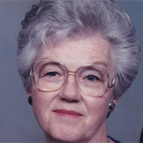 Gertrude M. Williams