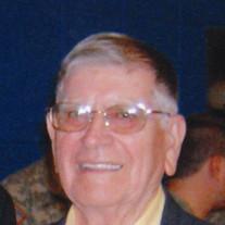 """U.S.A.F. Msgt. Jabus William """"Bill"""" Breeland, Retired"""