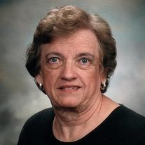 """Mrs. Louise """"Floogie"""" Woodham Kelley"""