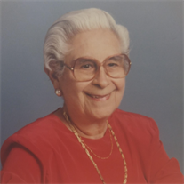 Bertha (Gonzalez) Villagomez