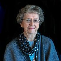 Evelyn Irene DeBoard