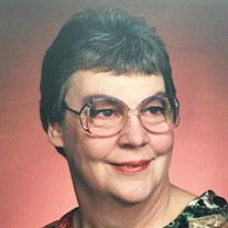 Judith (Judy) E. Vowels