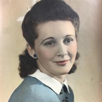 Barbara Jean Geddes