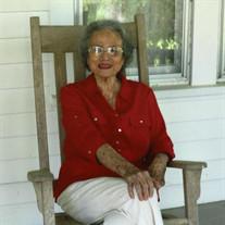 Mrs. Claudia Alice Prosser