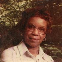 Jeanette Bernice Crenshaw