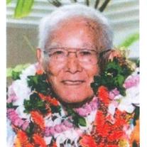 Dr. Kazuo Teruya