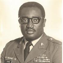 Master Sergeant Herbert Walter Denmark US Army