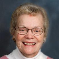 "Phyllis ""Billie"" Jean Hubbard"
