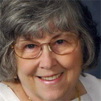 Patricia Ann Hendrix