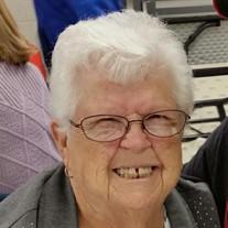 Beverly Ann Palmer
