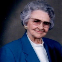 Grace McCracken Leonard