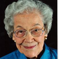 Mrs. Isabel Lynch Martin